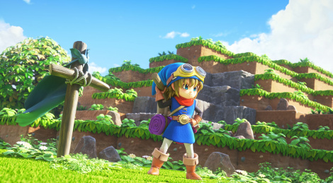 GSY Review : Dragon Quest Builders