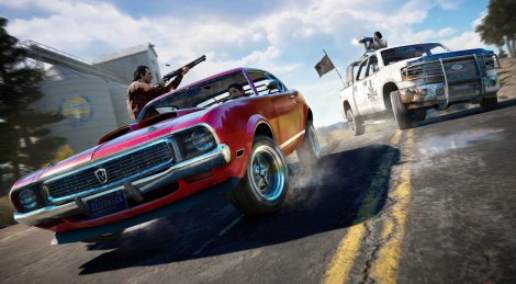 GSY Review : Far Cry 5