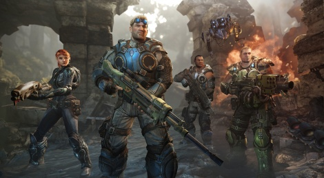 GSY Review: Gears of War: Judgment