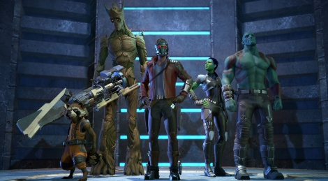 GSY Review : Guardians of the Galaxy