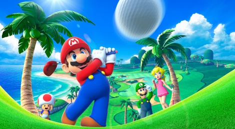 GSY Review : Mario Golf: World Tour