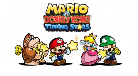 GSY Review Mario vs DK Tipping Stars