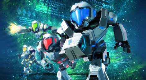 GSY Review : Metroid Prime: Federation Force