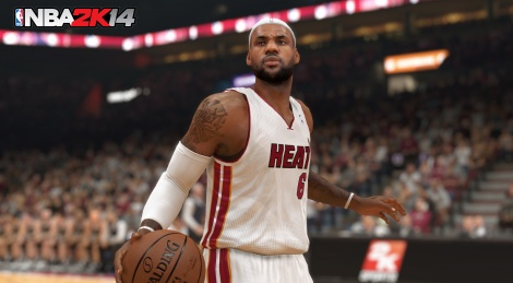 GSY Review : NBA 2K14