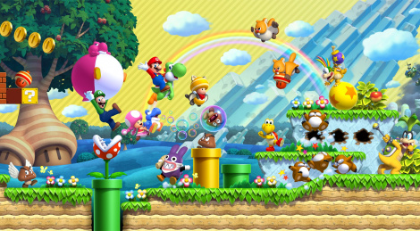 GSY Review : New Super Mario Bros