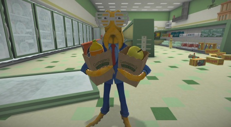 GSY Review - Octodad: Dadliest Catch
