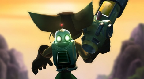 GSY Review : Ratchet & Clank HD