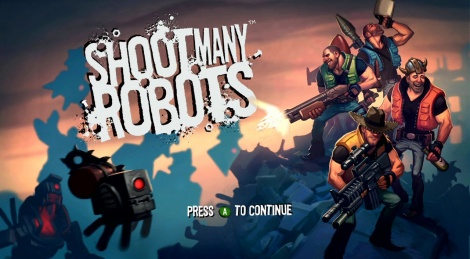 GSY Review : Shoot Many Robots
