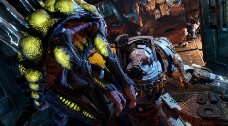 GSY Review : Space Hulk : Tactics