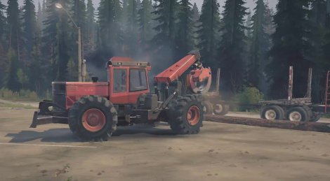 GSY Review : Spintires MudRunner AW