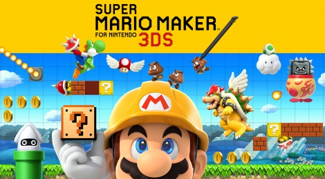 GSY Review : Super Mario Maker 3DS