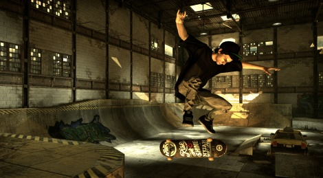 GSY Review : Tony Hawk HD