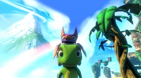 GSY Review : Yooka-Laylee