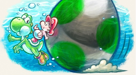 GSY Review : Yoshi's New Island