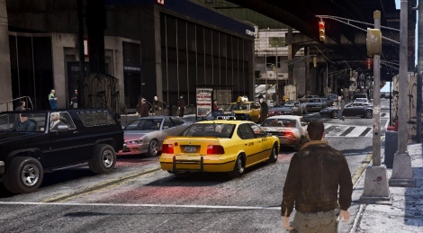 GTA IV top model video