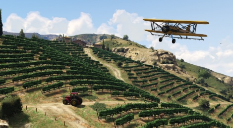 GTA V new screenshots