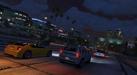 GTA V PC screens, new release date