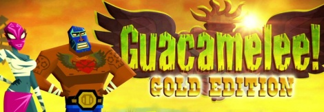 Guacamelee! is out now on Steam