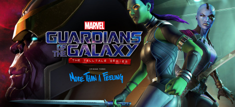 Guardians of the Galaxy launches episode 3