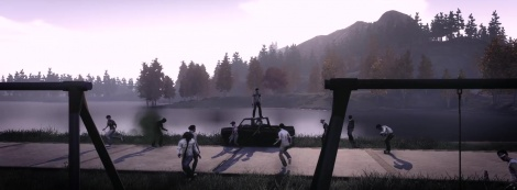 H1Z1 splits into 2 games, new trailers