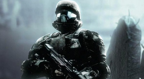 Halo 3 ODST images and vidoc