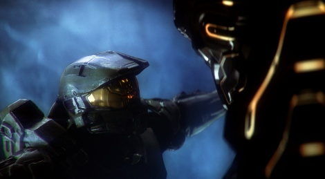 Halo 4 gets scanned