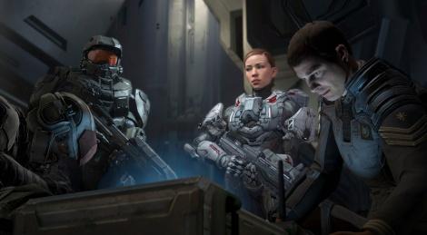 Screenshots Halo 4 Halo 4 New Screenshots