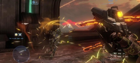 Halo 4: Promethean weaponry