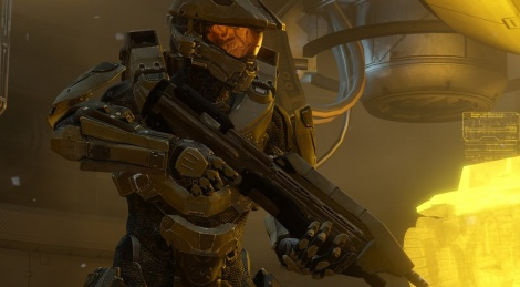 Halo 4 s'exhibe en images