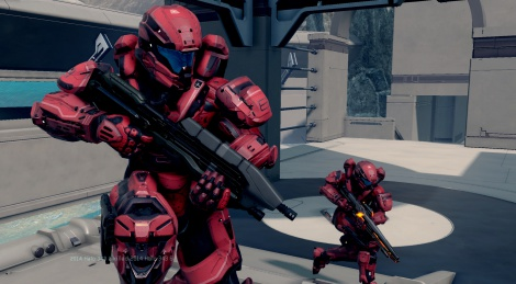 Halo 5 multiplayer screenshots