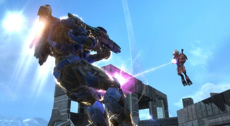 Halo Reach: Forge World