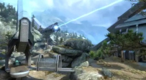 Halo Reach shows its new maps