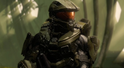 Halo & the Master Chief at 1080p/60 fps