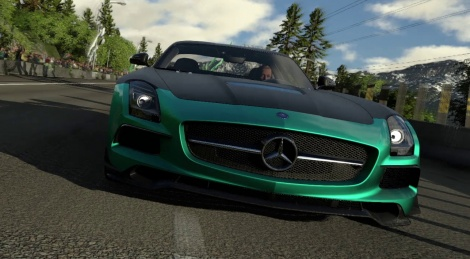 High quality videos of DriveClub