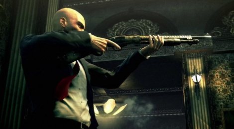 news hitman absolution cinema trailer 13527 US Game sales drop 25% in October
