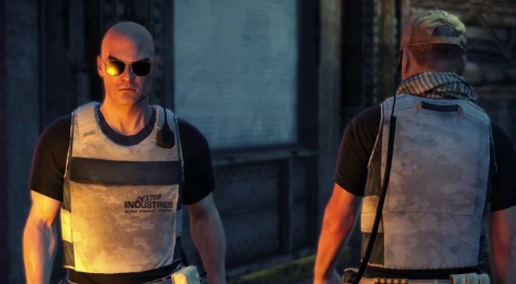 Hitman: Absolution se déguise