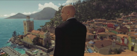 Hitman gets a new target