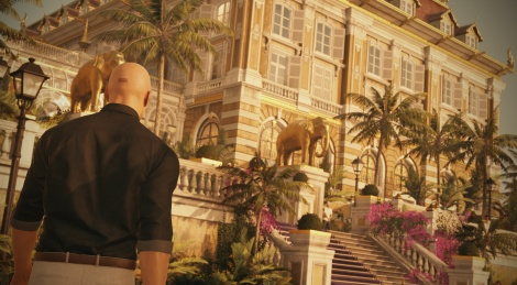 Hitman goes to Bangkok on August 16