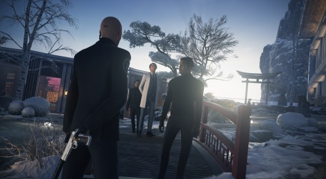 Hitman goes to Hokkaidō for his finale