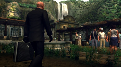 Hitman HD Trilogy images