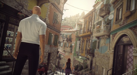 Hitman: PS4 Pro screenshots