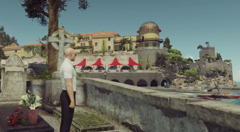 Hitman PS4 Pro videos