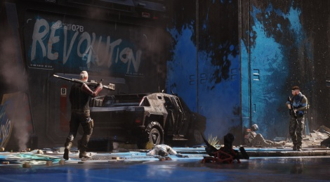 Homefront: The Revolution ignited