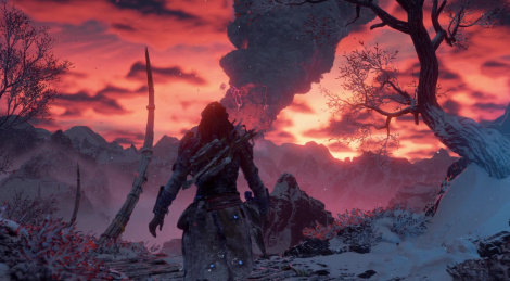 Horizon The Frozen Wilds en vidéos