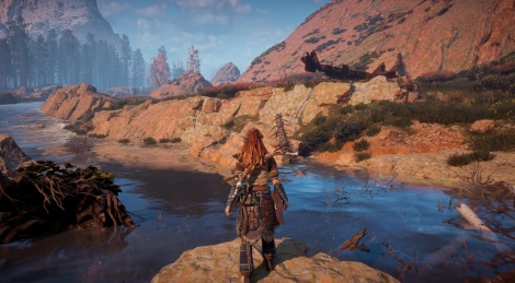 Horizon : Zero Dawn en replays