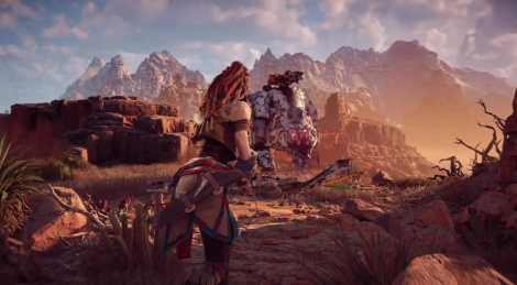 Horizon: Zero Dawn est disponible