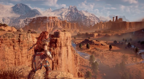 Horizon Zero Dawn now patched