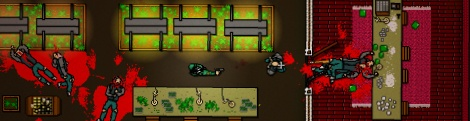Hotline Miami 2 first screens