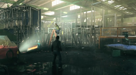HQ Quantum Break Gamescom video