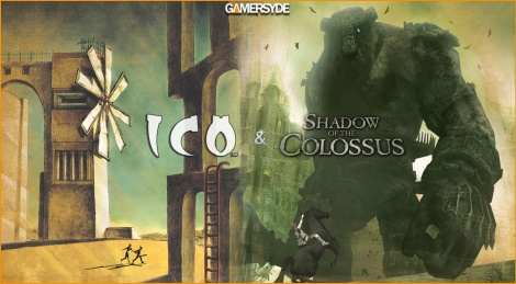 Ico & Shadow of the Colossus videos